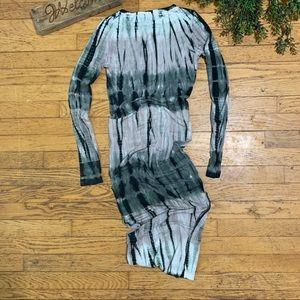 Young Fabulous & Broke Dresses - Young fabulous & Brooke tie dye dress